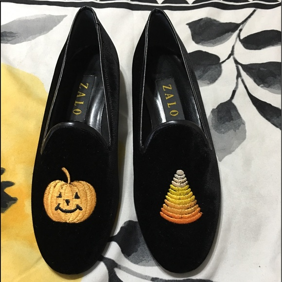 ZALO Halloween Shoes SZ6M unworn